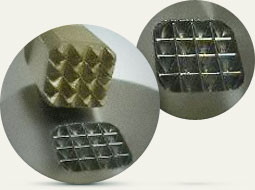 Surface nanostructuring
